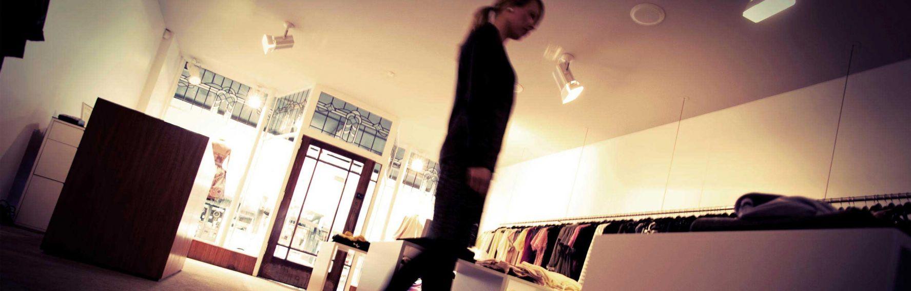 Dunedin designer store