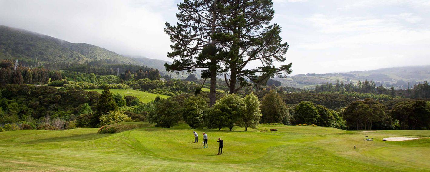 Otago Golf Club at Balmacewen