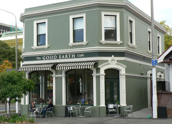 The Good Earth Café