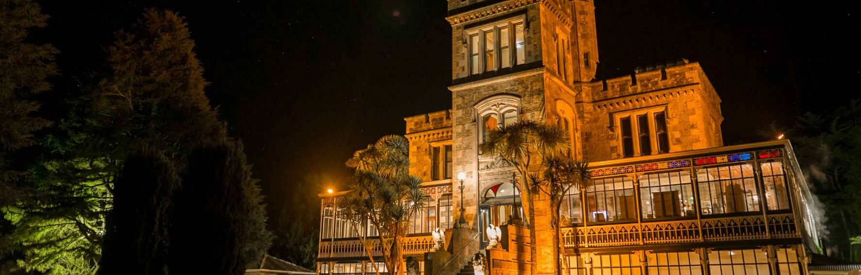 Larnach Castle - Winter Events
