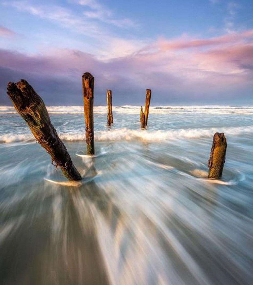 St Clair Beach James Kerstan