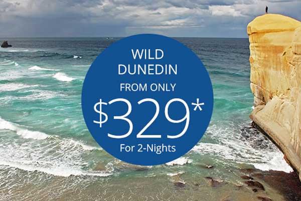 Wild Dunedin Offer