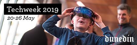 Techweek Dunedin 2019