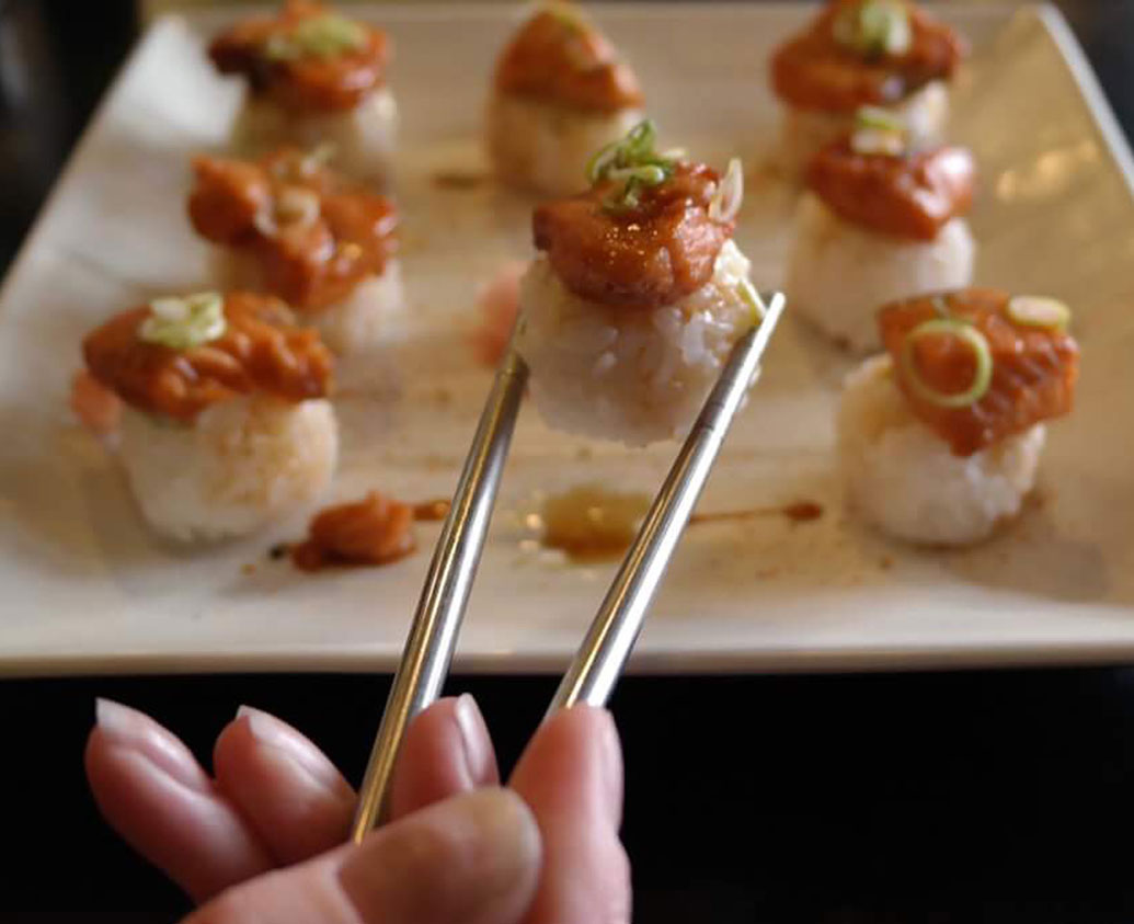 Jizo sushi balls
