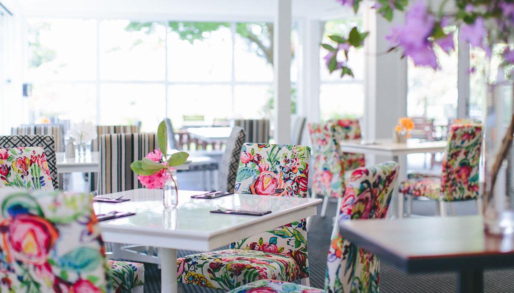 Glenfalloch Restaurant, Interior