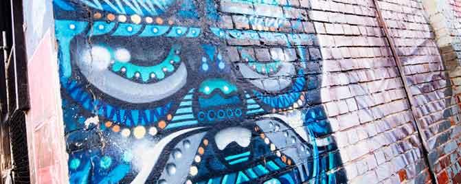Spring Street Art Banner