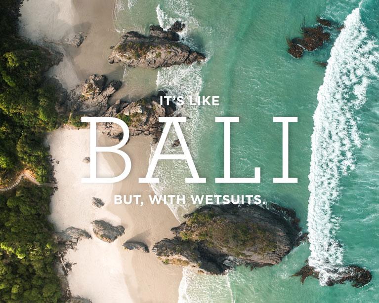 A pretty good plan D - Bali