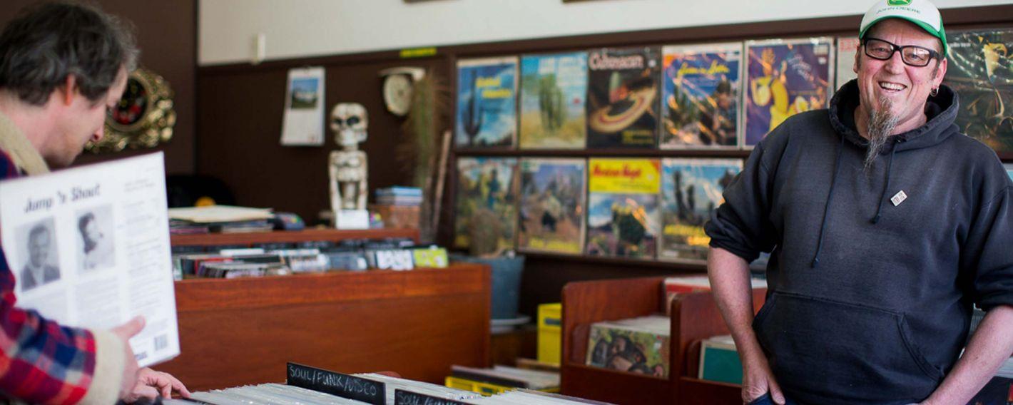 Too Tone Records