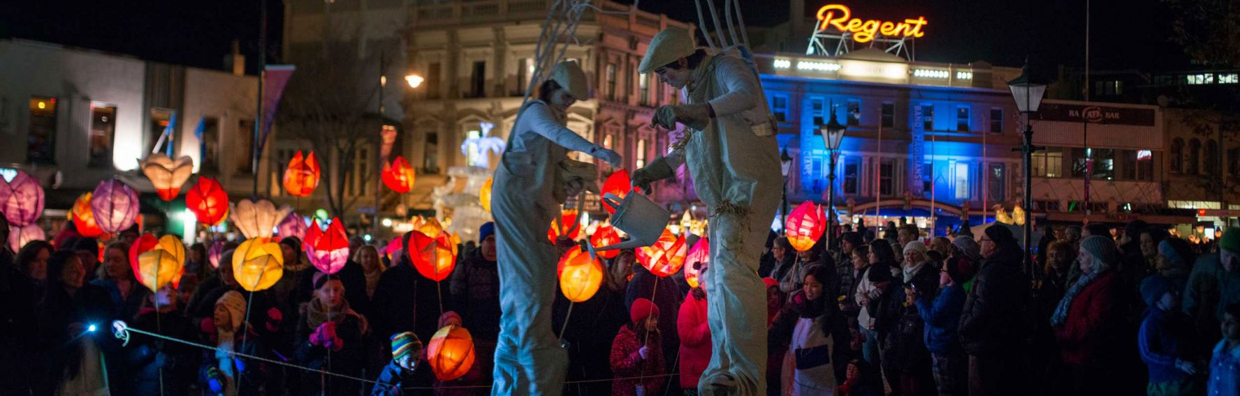 Midwinter Carnival and Lantern Parade