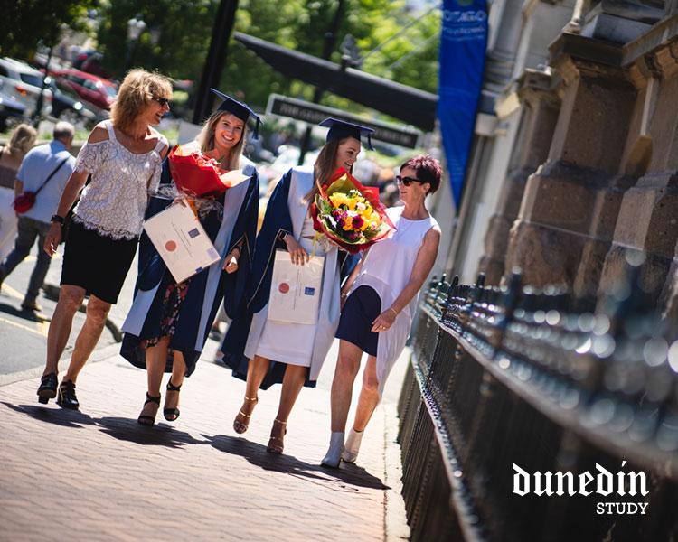 Study University Graduation 2018