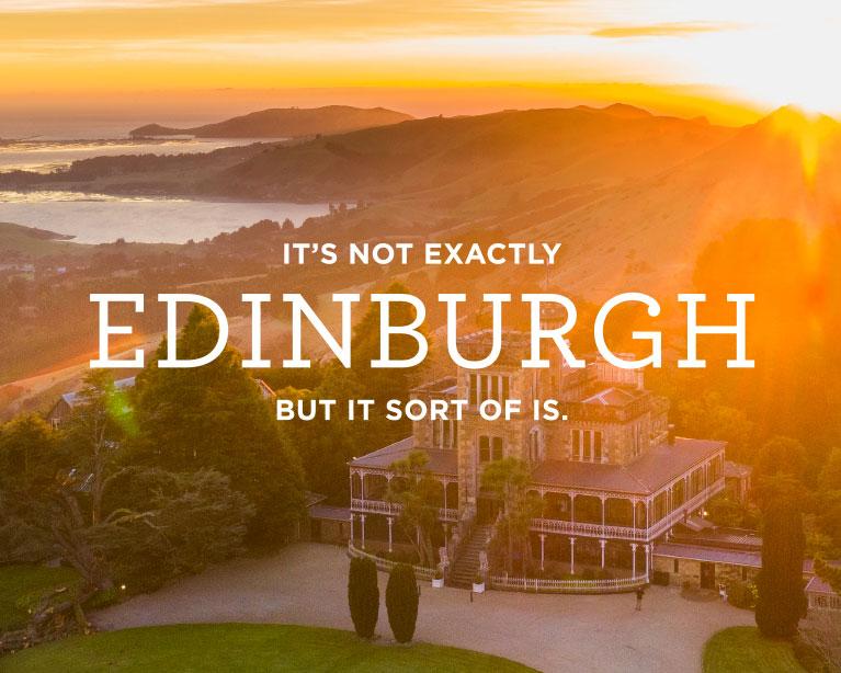 A pretty good plan D - Edinburgh