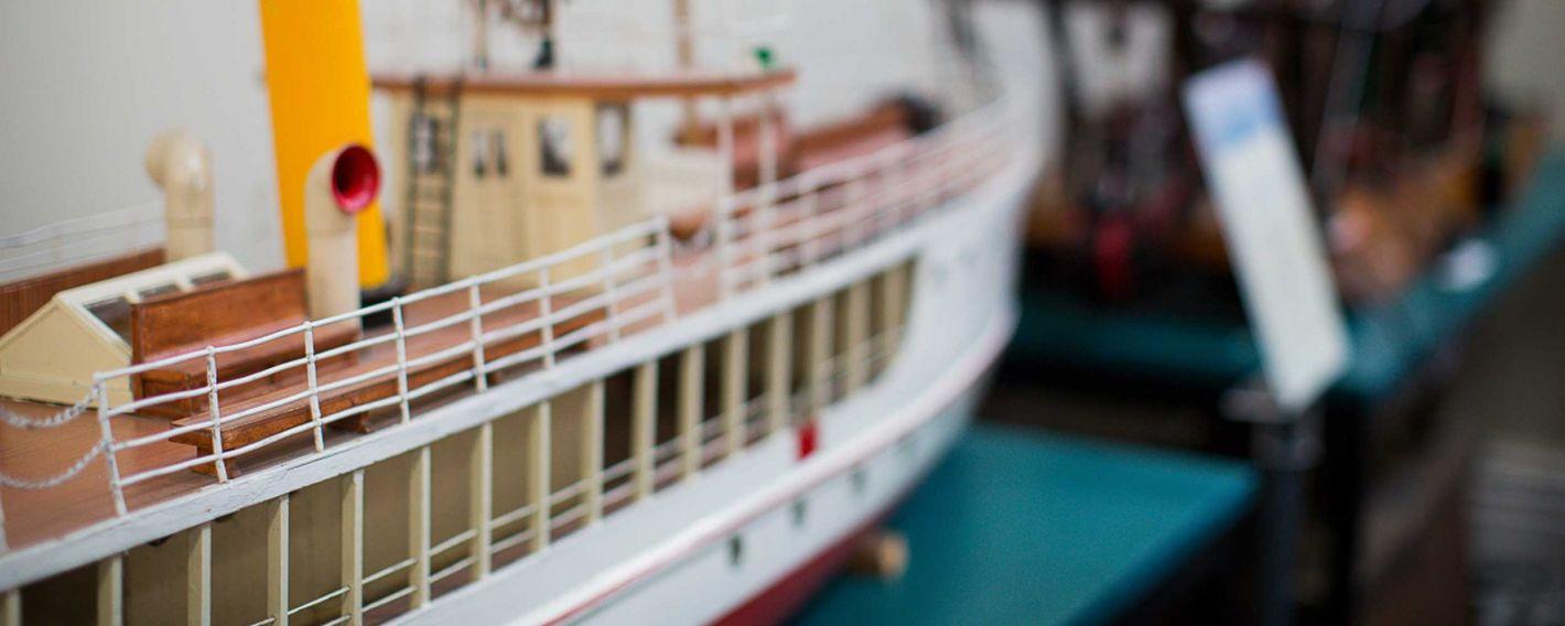 Port Chalmers Regional Maritime Museum