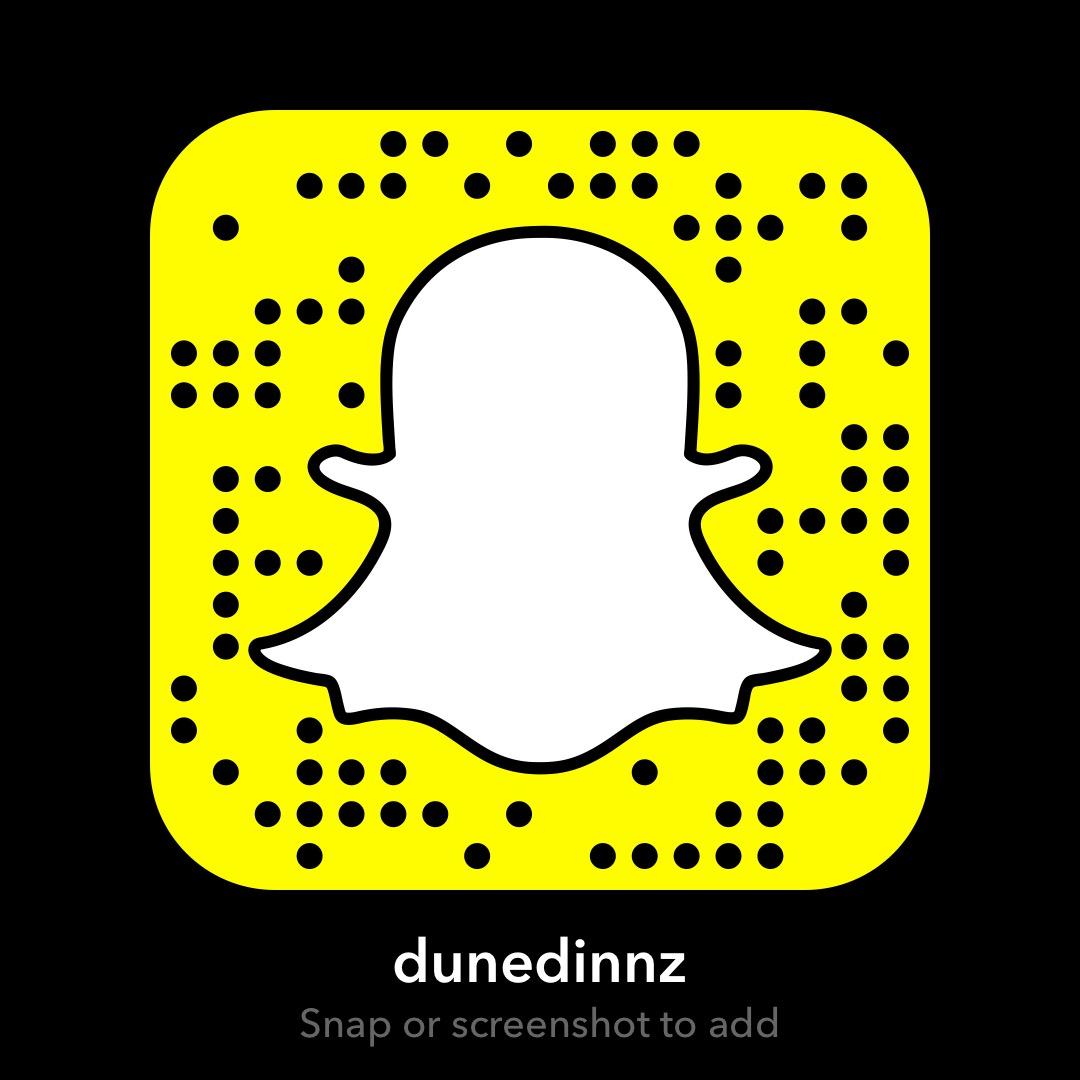 DunedinNZ Snapchat