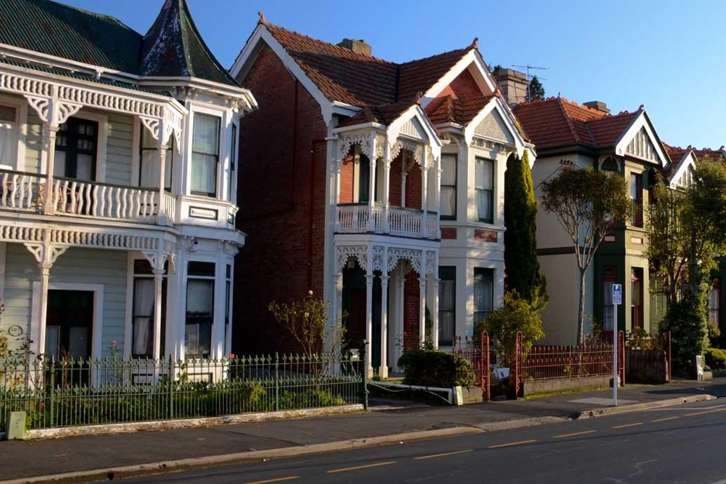 George Street houses