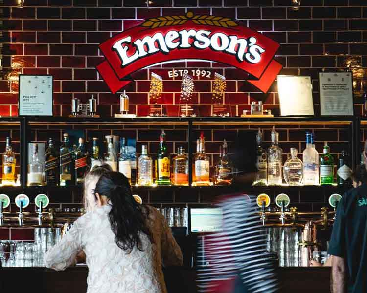 Emersons Brewery