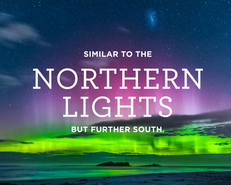 A pretty good plan D - Northern Lights