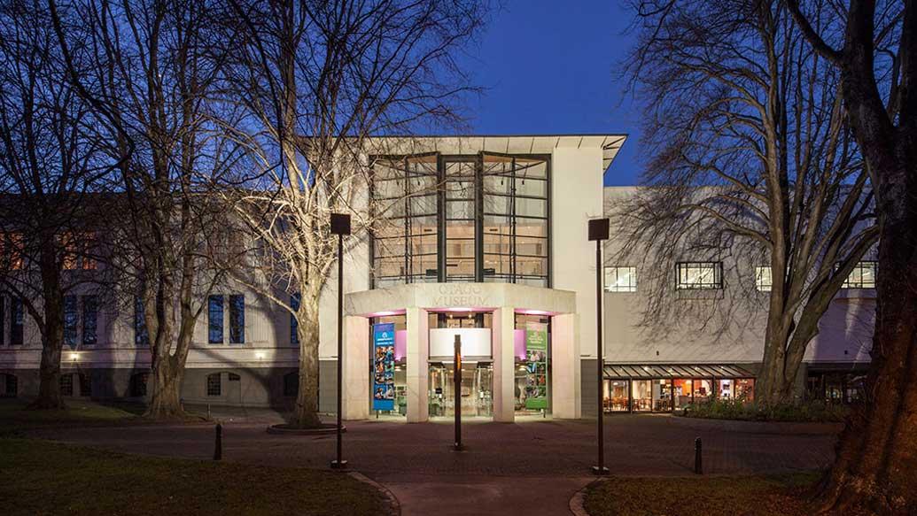 Otago Museum exterior