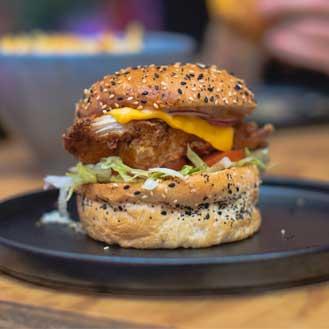 Good Good burger