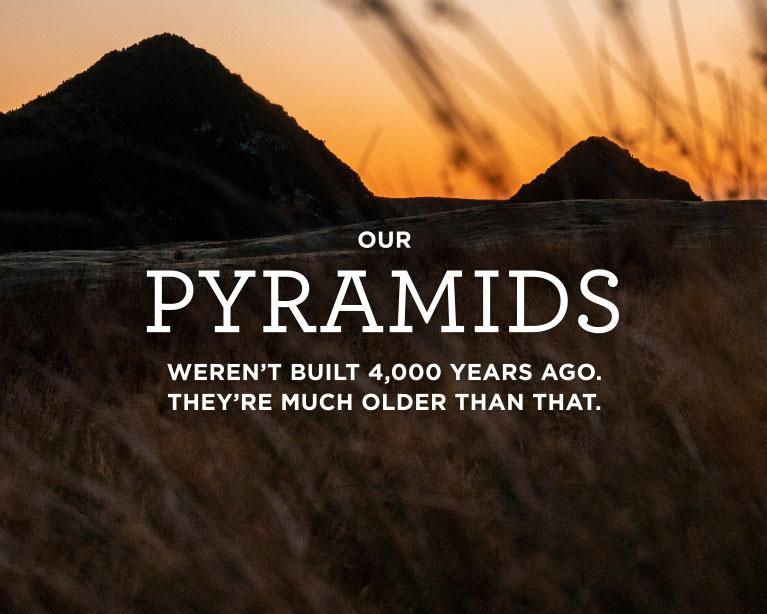 A pretty good plan D - Pyramids