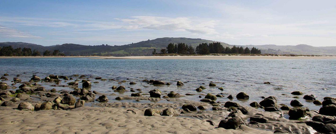 Blueskin Bay and Waitati