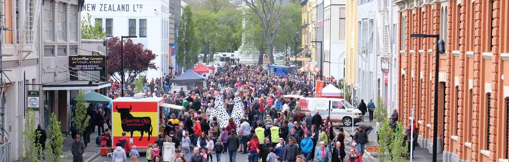 Vogel street party