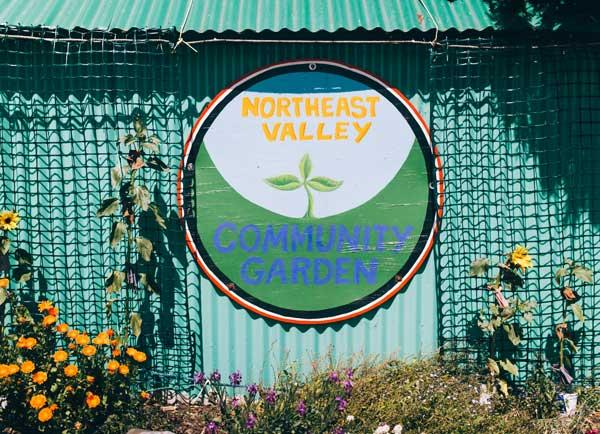 NEV Community Garden