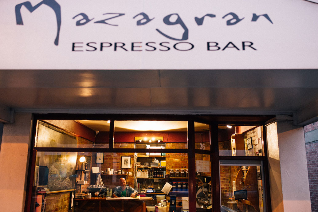 Mazagran Espresso Bar has been delighting coffee lovers in the heart of the  city for 20 years.