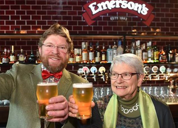The Godfather of New Zealand beer