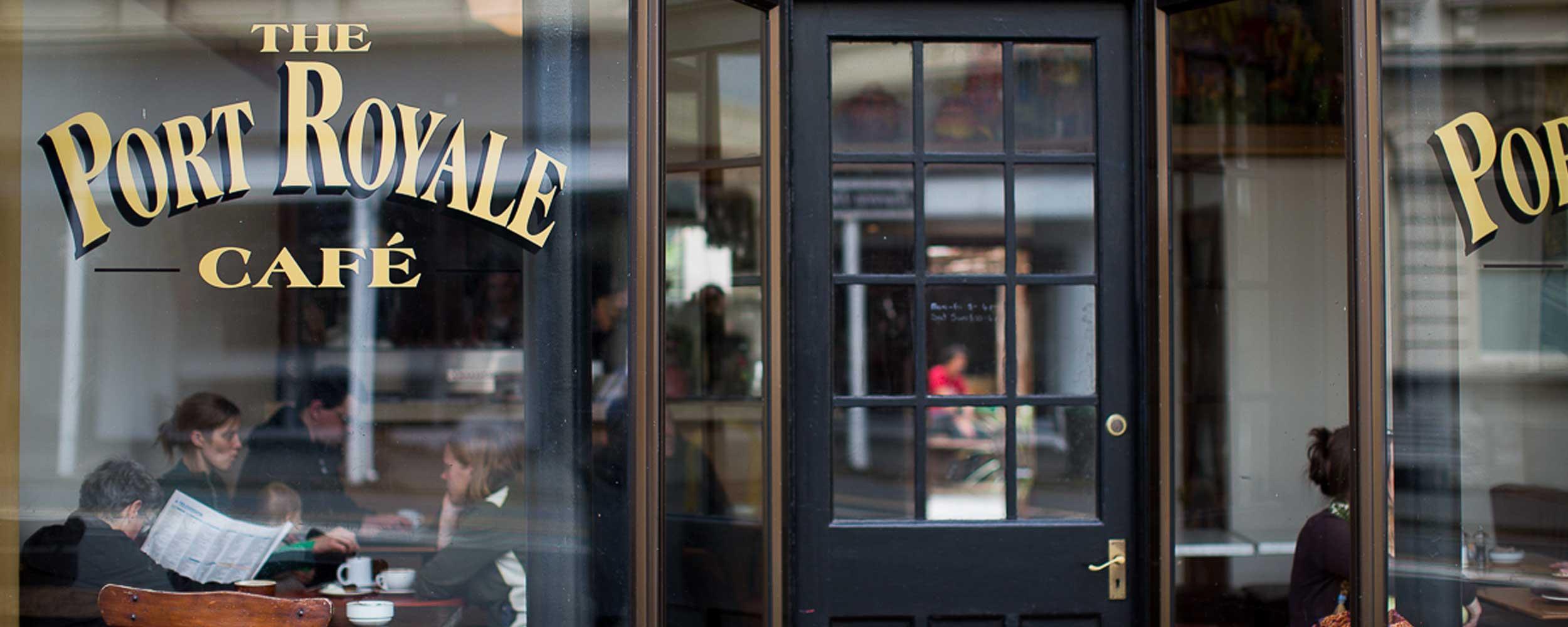 Port Royale Cafe