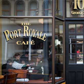 Port Royale Cafe