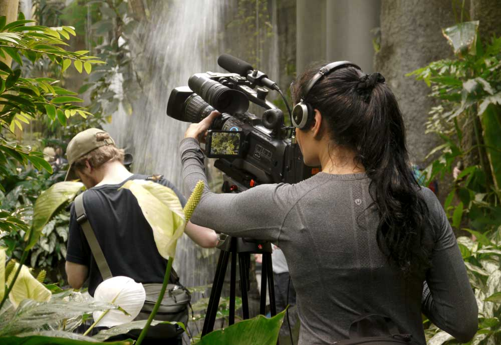 Science and Natural History Film Making